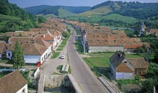 podróże rowerowe Rumunia