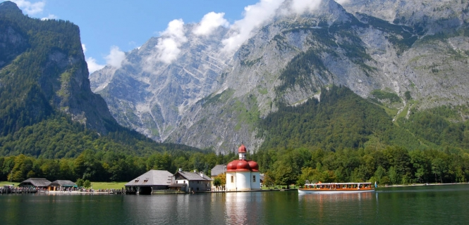 podróż rowerowa Salzburg, Bawaria i Tyrol – Śladami Mozarta