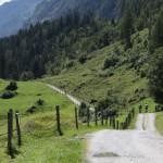 Dolinami pod szczytami Alp- 100