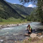 Dolinami pod szczytami Alp- 103