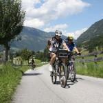 Dolinami pod szczytami Alp- 107