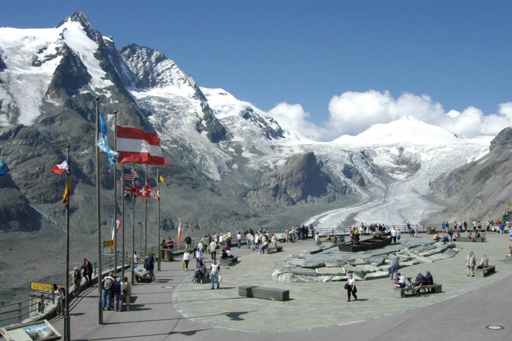Dolinami pod szczytami Alp- 119