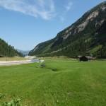 Dolinami pod szczytami Alp- 148