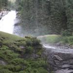 Dolinami pod szczytami Alp-