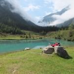 Dolinami pod szczytami Alp- 151