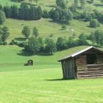 Dolinami pod szczytami Alp- 157