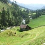 Dolinami pod szczytami Alp- 161