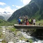 Dolinami pod szczytami Alp- 174