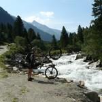 Dolinami pod szczytami Alp- 177