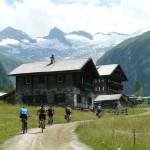 Dolinami pod szczytami Alp- 180