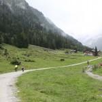 Dolinami pod szczytami Alp- 43