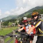 Dolinami pod szczytami Alp- 48