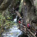 Dolinami pod szczytami Alp- 49