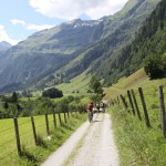 Dolinami pod szczytami Alp- 95