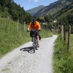 Dolinami pod szczytami Alp- 97