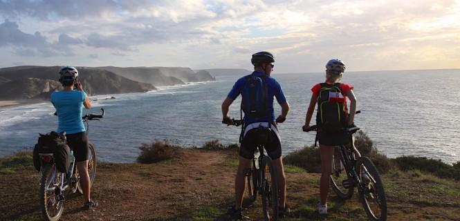 podróż rowerowa Wielkie Piękno – Rota Vicentina… południowym wybrzeżem Portugalii