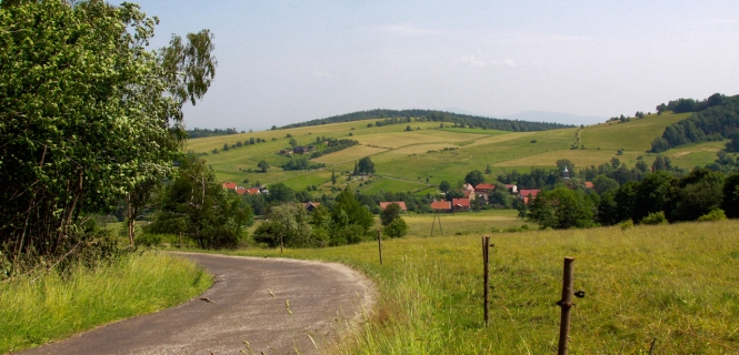 podróż rowerowa Zamki, Pałace iDwory Dolnego Śląska