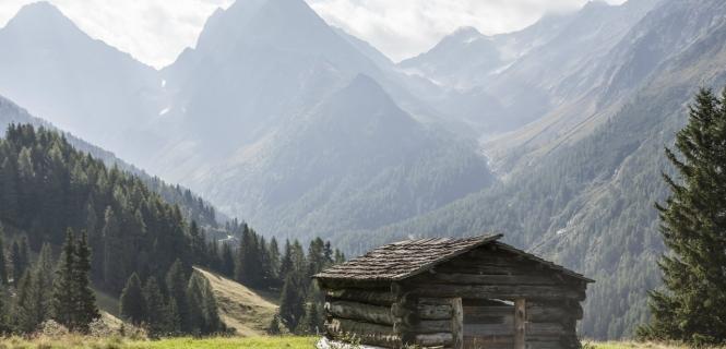 podróż rowerowa Dolinami podszczytami Alp