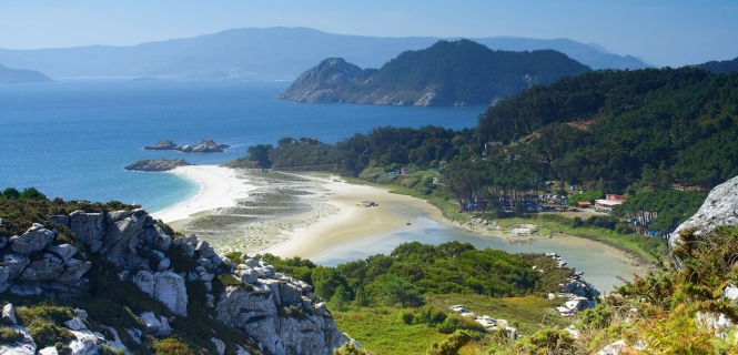 podróż rowerowa Hiszpańska Galicja – Tierra Mágica