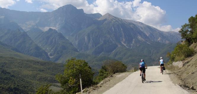 wycieczki rowerowe Albania