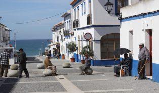 podróże rowerowe Portugalia