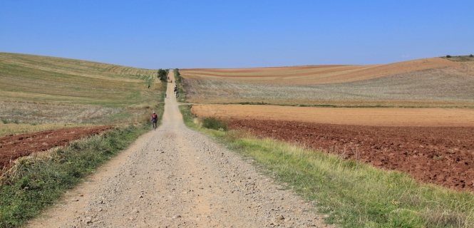 podróż rowerowa Między Ziemią aNiebem