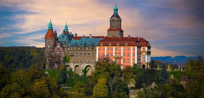 podróż rowerowa Dolny Śląsk – Dolina Pałaców i Ogrodów